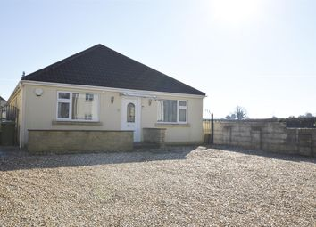 Thumbnail 4 bed detached bungalow for sale in Stockhill Road, Chilcompton, Radstock