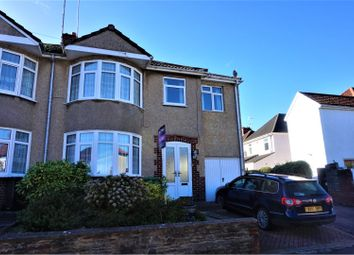 Thumbnail 4 bed semi-detached house for sale in Albert Road, Staple Hill