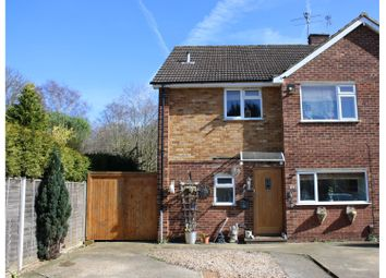 Thumbnail 4 bed semi-detached house for sale in Bellamy Close, Uxbridge