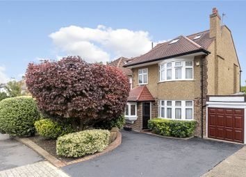 4 bed detached house for sale in Longland Drive, London N20