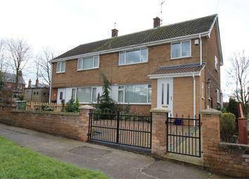 Thumbnail 3 bed semi-detached house to rent in Kirton Court, Kirton, Newark, Nottinghamshire