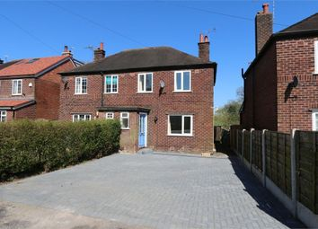 Thumbnail 3 bed semi-detached house to rent in Fairbourne Avenue, Alderley Edge
