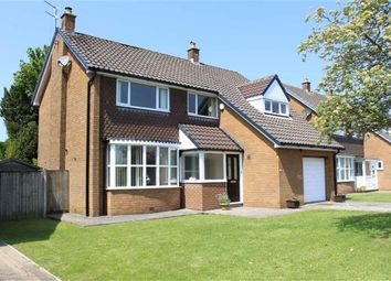 Thumbnail 4 bed detached house for sale in Woodlands Way, Barton, Preston