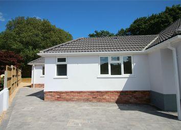 Thumbnail 2 bed semi-detached bungalow for sale in Hamble Road, Oakdale, Poole, Dorset
