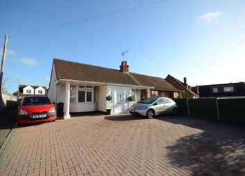 Thumbnail 3 bed semi-detached house to rent in Colemans Moor Lane, Woodley, Reading