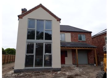 Thumbnail 4 bed detached house for sale in Lincoln Road, Lincoln