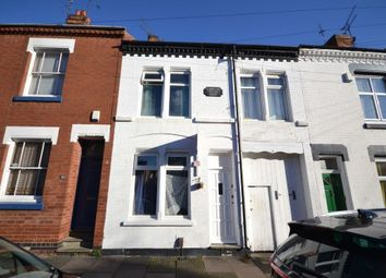 Thumbnail 5 bed terraced house to rent in Edward Road, Clarendon Park, Leicester