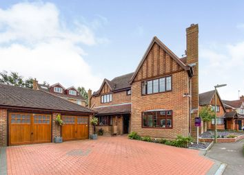 Ramsdell Road, Fleet GU51. 5 bed detached house