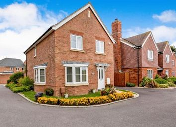 Thumbnail 4 bed detached house for sale in Bell Davies Road, Hill Head, Fareham