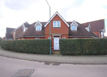 Thumbnail 4 bed link-detached house for sale in Cuckoo Way, Great Notley, Braintree