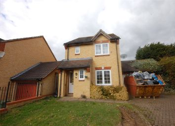 Thumbnail 3 bed detached house for sale in Mountview Close, Vange, Essex