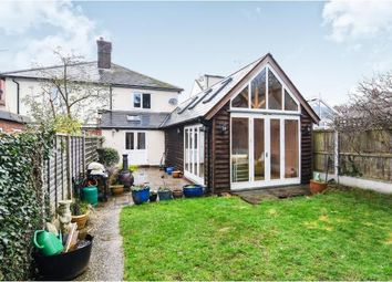 Thumbnail 4 bed semi-detached house for sale in Braintree, Essex, .