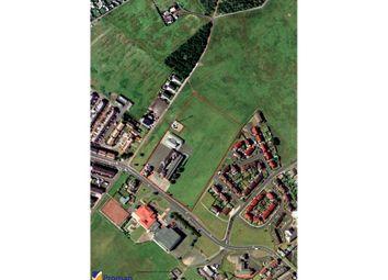 Thumbnail Land for sale in Former Moorside First School, Woodhorn Road, Newbiggin, Northumberland