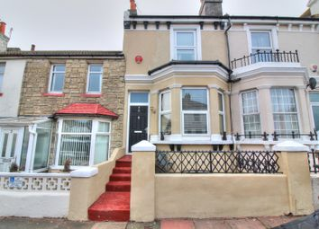 Thumbnail 4 bed terraced house for sale in Beamsley Road, Eastbourne
