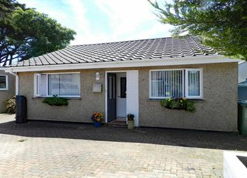 Thumbnail 4 bed detached bungalow for sale in Chy An Dour Close, St. Ives