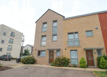 Thumbnail 5 bedroom end terrace house for sale in Couzins Walk, Dartford
