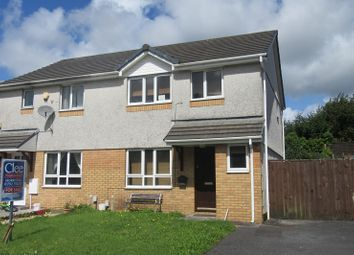 Thumbnail 3 bed semi-detached house for sale in Clos Rhedyn, Morriston, Swansea.
