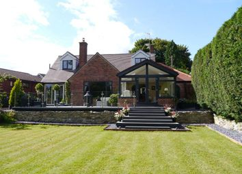Thumbnail 4 bed detached house for sale in Hexham Old Road, Ryton
