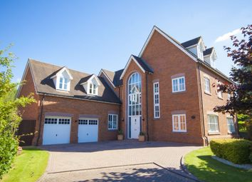 Thumbnail 6 bed detached house for sale in Sandford Crescent, Weston, Crewe