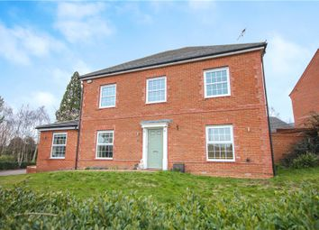 4 bed detached house for sale in Crowdale Drive, Fleet GU51