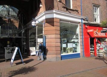 Thumbnail Retail premises to let in Scotch Street, 1 Market Arcade, Carlisle