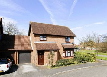 Thumbnail 3 bed link-detached house for sale in Isaacson Drive, Wavendon Gate, Milton Keynes