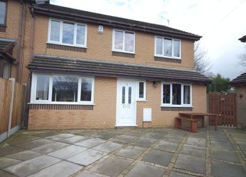 Thumbnail 4 bed property for sale in Ashton Gardens, Glossop