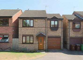 Thumbnail 3 bed detached house for sale in Vulcan Close, Basford, Nottingham