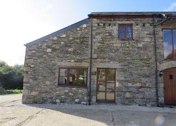 Thumbnail 3 bed barn conversion to rent in Polhilsa, Callington