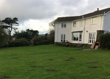 Thumbnail 5 bed detached house to rent in Heanton, Barnstaple