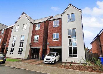 Thumbnail 4 bedroom detached house for sale in Ironstone Walk, Sadlers Park, Stoke-On-Trent