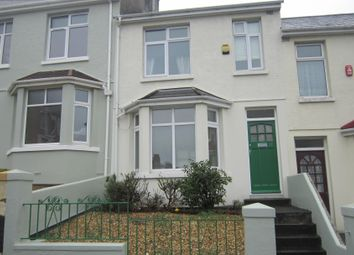 Thumbnail 3 bedroom terraced house to rent in Sturdee Road, Milehouse, Plymouth