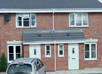 Thumbnail 2 bed terraced house to rent in Berryhill Crescent, Wishaw