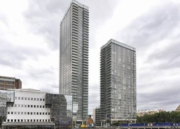 Thumbnail 1 bed flat to rent in Landmark Tower East, Canary Wharf, London