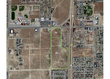 Thumbnail Property for sale in Rosamond Blvd./25th St. Residential, Rosamond, California