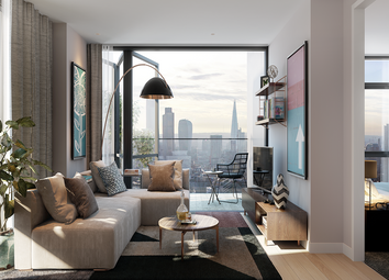 Thumbnail 2 bed flat for sale in 145 City Road, London