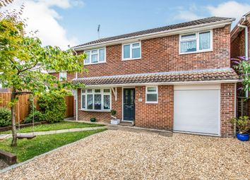 Meadow Way, Verwood BH31. 4 bed detached house