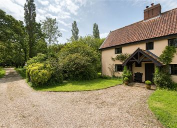 Thumbnail 5 bed detached house for sale in The Green, Saxlingham Nethergate, Norwich, Norfolk