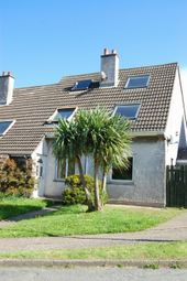 Thumbnail 3 bed terraced house for sale in Slieau Whallian Park, St. Johns, Isle Of Man