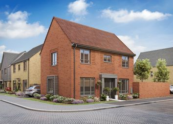 """Thumbnail 3 bedroom detached house for sale in """"The Clayton Corner"""" at St. Andrews Road, Malvern Link"""