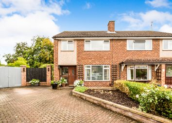 Thumbnail 3 bed semi-detached house for sale in Barrs Road, Taplow, Maidenhead