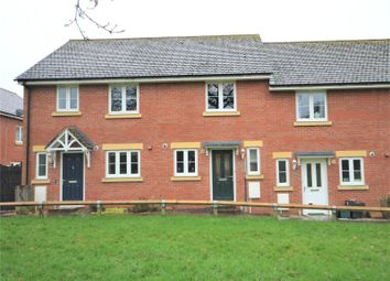 Thumbnail 2 bed terraced house for sale in Massey Road, Tiverton, Devon