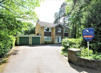 5 bed detached house for sale in Prior Road, Camberley GU15
