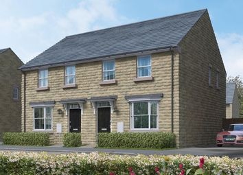 "Thumbnail 3 bed semi-detached house for sale in ""Archford"" at Manywells Crescent, Cullingworth, Bradford"