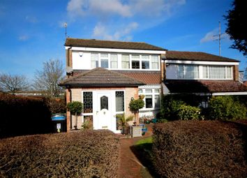 Thumbnail 3 bed semi-detached house for sale in Crawley Drive, Hemel Hempstead