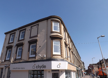 Thumbnail 1 bed flat to rent in Campbell Street, Hamilton, South Lanarkshire, 6As