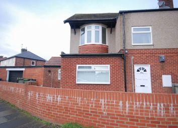 Thumbnail 2 bed flat for sale in Norham Terrace, Jarrow