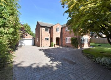 Thumbnail 4 bed detached house for sale in Park Lane, Hale, Altrincham