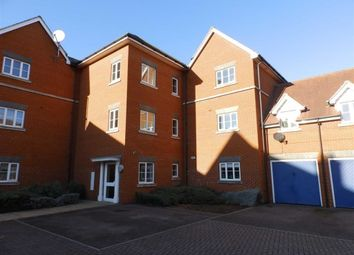 Thumbnail 1 bed flat for sale in Pashford Place, Ipswich, Suffolk