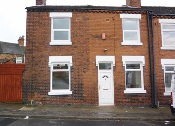 Thumbnail 2 bedroom end terrace house to rent in Bycars Road, Burslem, Stoke-On-Trent